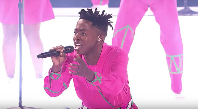 Singers perform with call and response on AGT