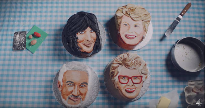 The Great British Bake Off premieres on Tuesday 27 August 2019