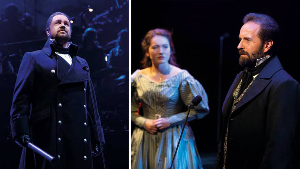Watch Alfie Boe and Michael Ball's powerful return to Les Misérables, 35 years on in London