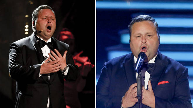 Paul Potts to compete in Britain's Got Talent: the Champions
