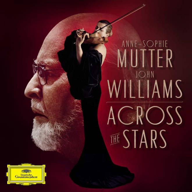 Album of the Week, Anne-Sophie Mutter plays John Williams violin transcriptions film scores across the stars