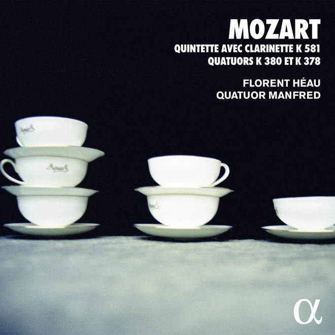 Drive Discovery: Mozart Clarinet Quintet