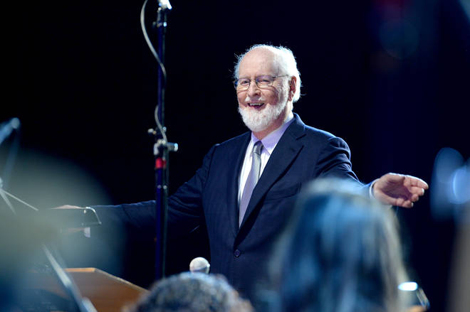 John Williams, film composer for The Rise of Skywalker
