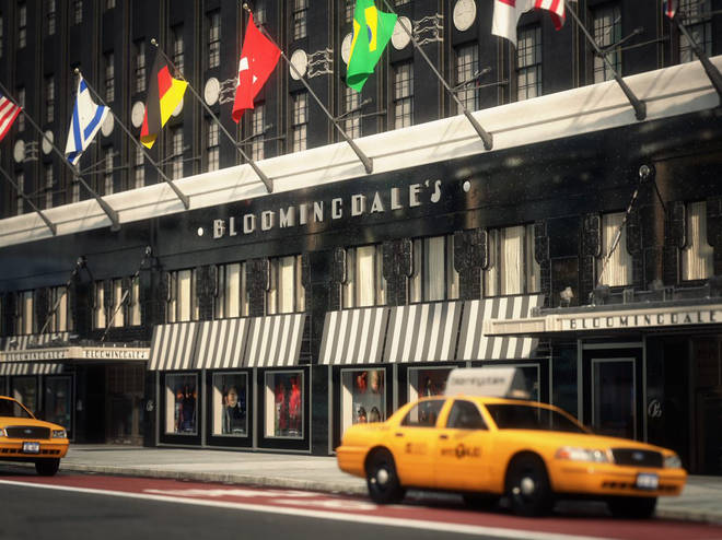 Bloomingdale's flagship store, New York