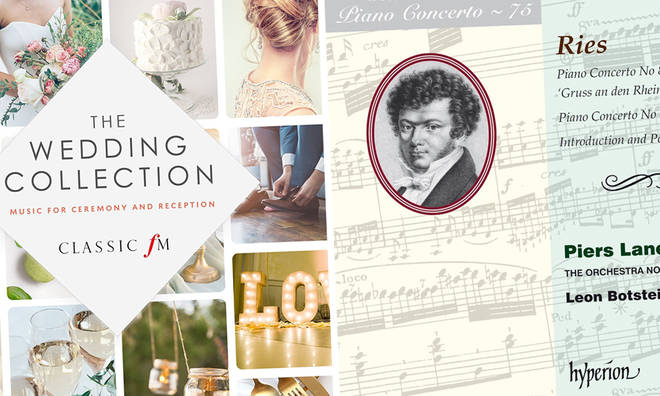 New releases: The Wedding Collection, Ries - Piano Concertos