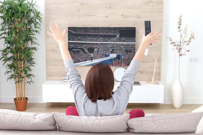 Win a 50-inch 4k Smart TV