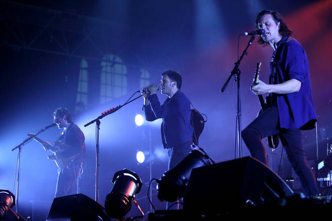 The Maccabees performed their last ever gig at Alexandra Palace