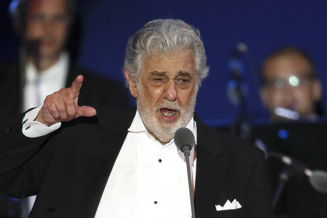 Plácido Domingo releases statement in response to 11 women coming forward with sexual harassment allegations