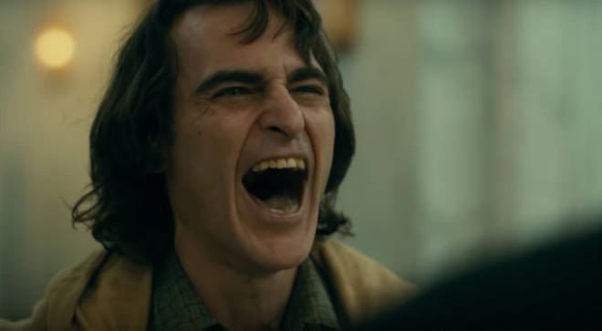 Arthur Fleck, played by Joaquin Phoenix