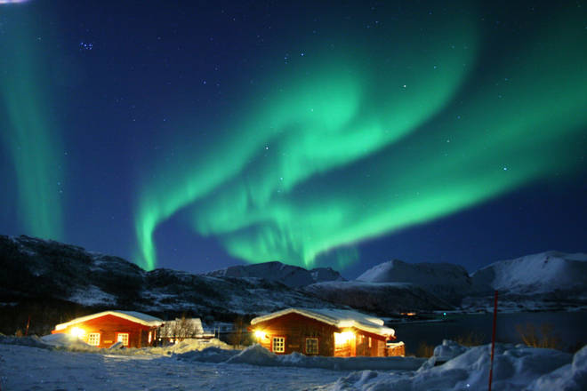Win a trip for two to see the Northern Lights in Norway