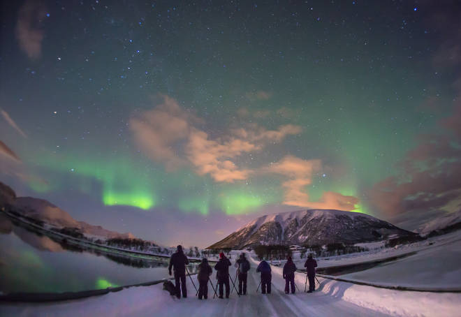 Your chance to experience the Northern Lights in Norway