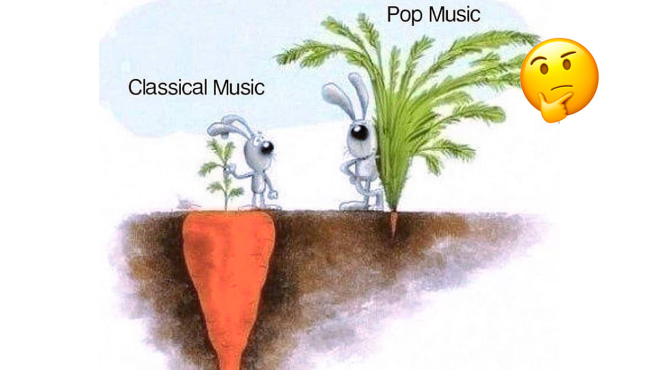 This music meme is everywhere, and it's so wrong