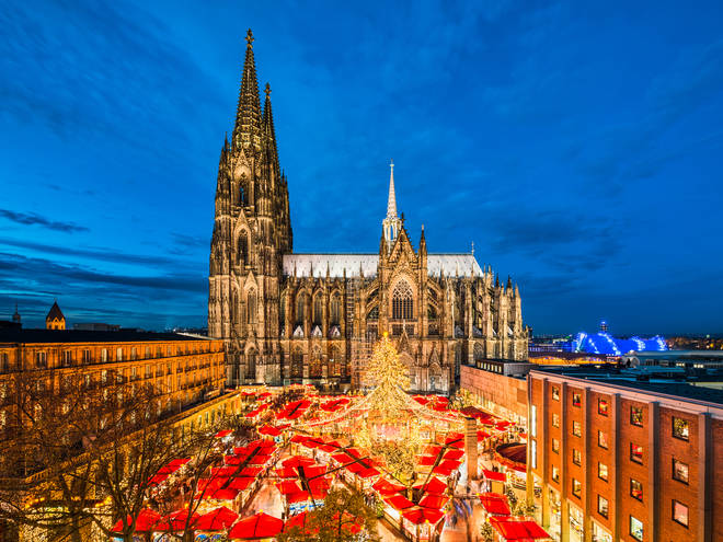 Classic FM Experiences launches with Aled Jones's tour of Cologne's Christmas Markets