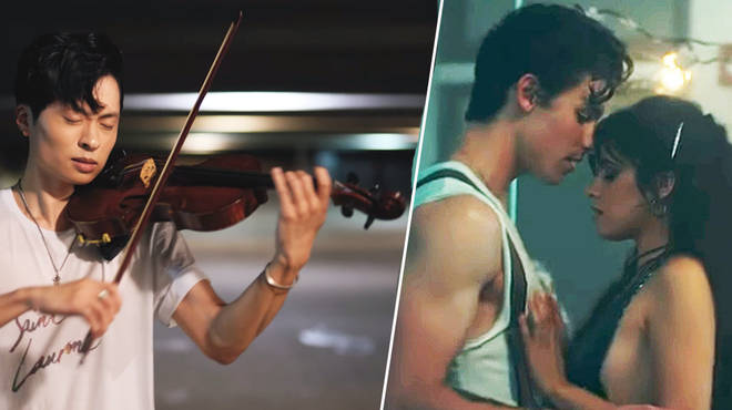 This violin cover of Shawn Mendes and Camila Cabello's 'Seńorita' is EVERYTHING