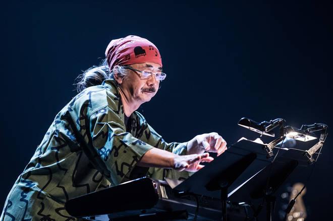 Nobuo Uematsu in concert at Cigale