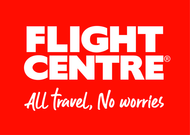 Thanks to Flight Centre
