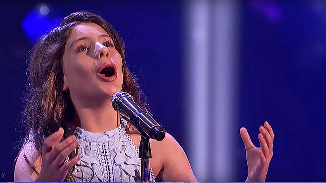 Emmane Beasha, AGT finalist