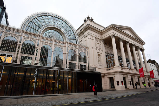 Royal Opera House, London Covent Garden