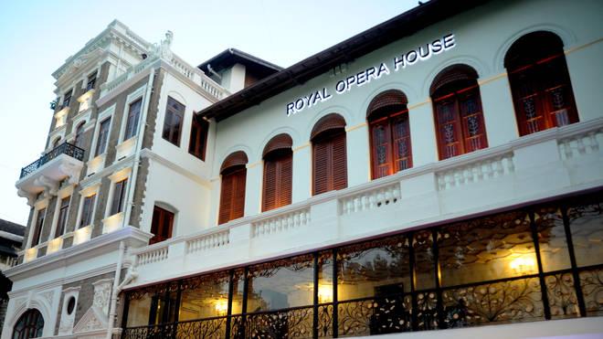 Royal Opera House, India