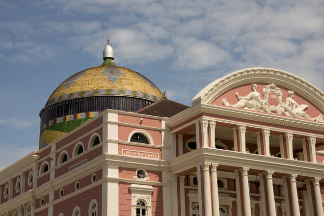 Amazon Theatre, Brazil