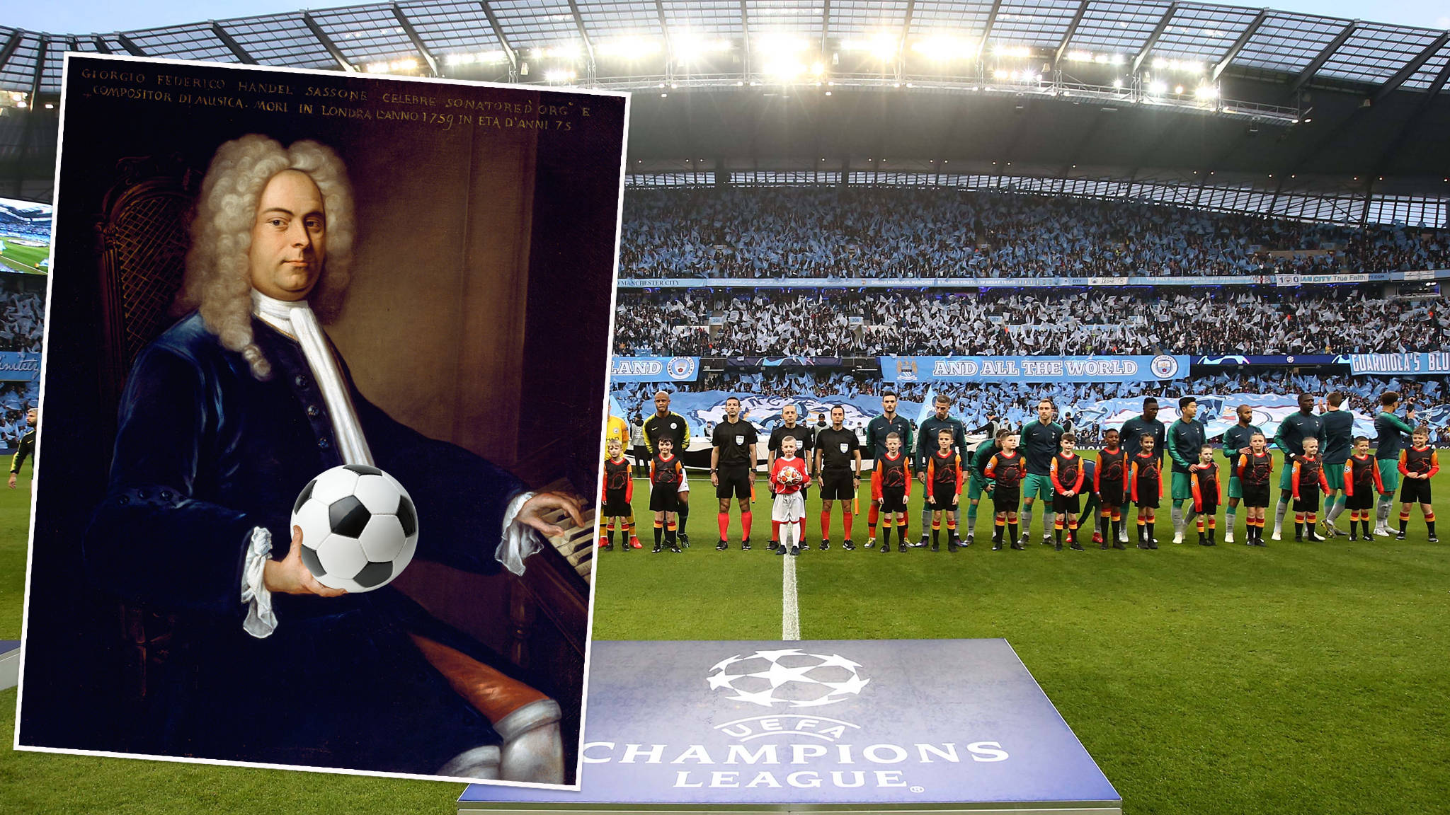 What is the Champions League music – and what are the lyrics to the famous football anthem?