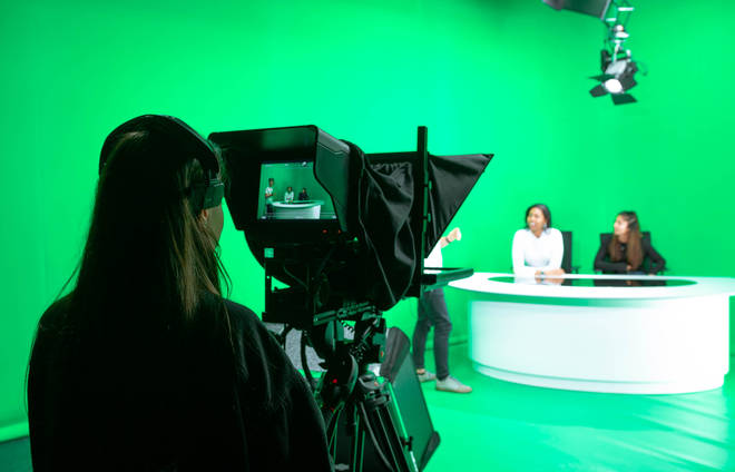 Visit the Global Academy's state-of-the-art TV studios