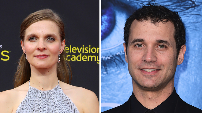 Composers Ramin Djawadi and Hildur Guðnadóttir win in the 'Outstanding Music Composition' categories in the 2019 Emmys
