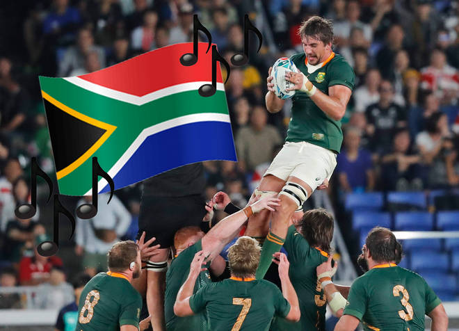 South Africa Rugby World Cup 2019