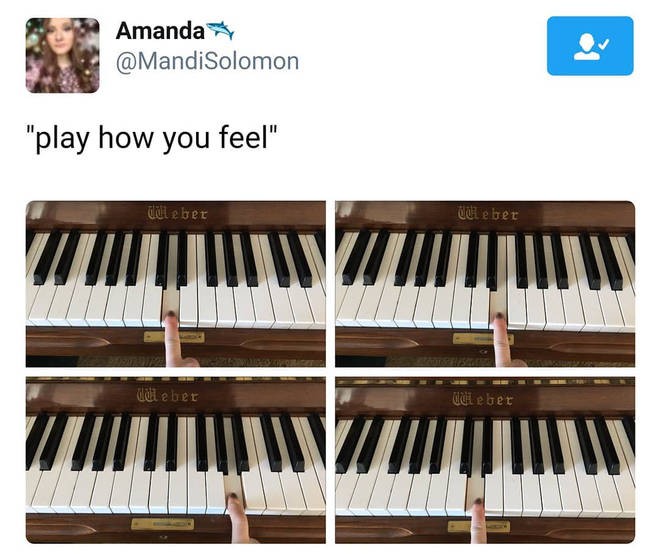 Play how you feel