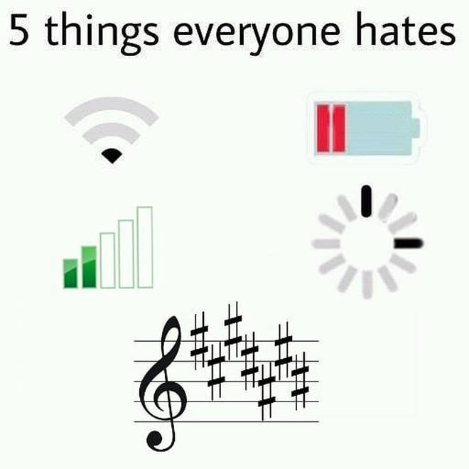 5 things everyone hates