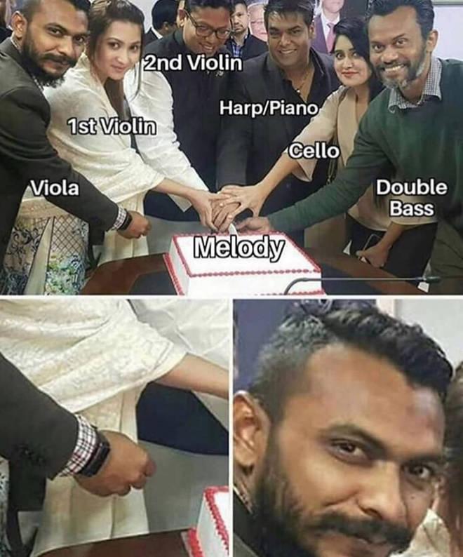 Poor violas