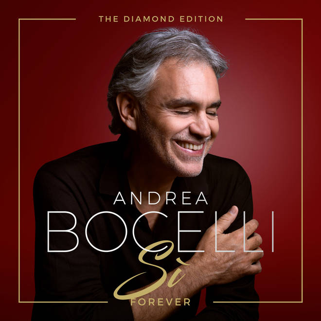 Andrea Bocelli releases extended version of his album Si