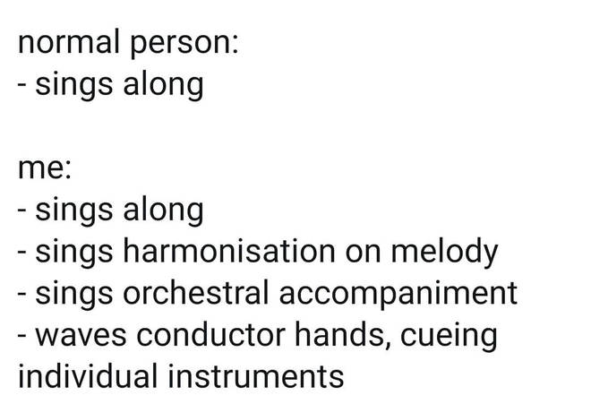 Becoming a conductor
