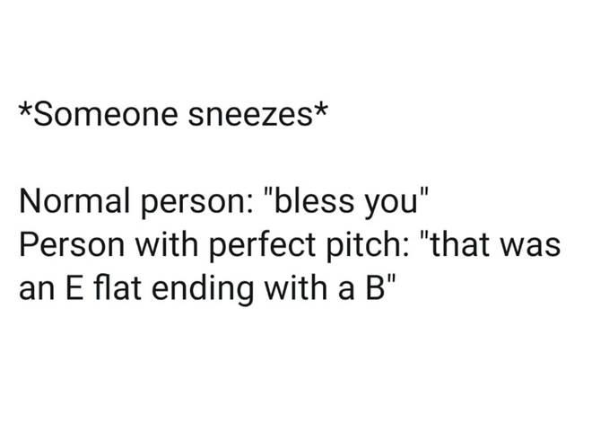 People in choir be like