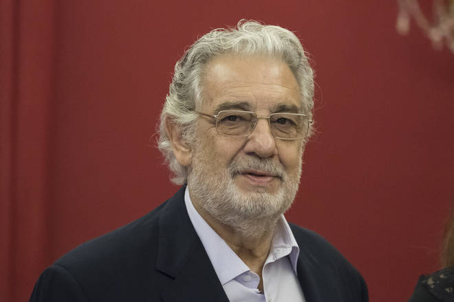 Plácido Domingo helped found the LA Opera