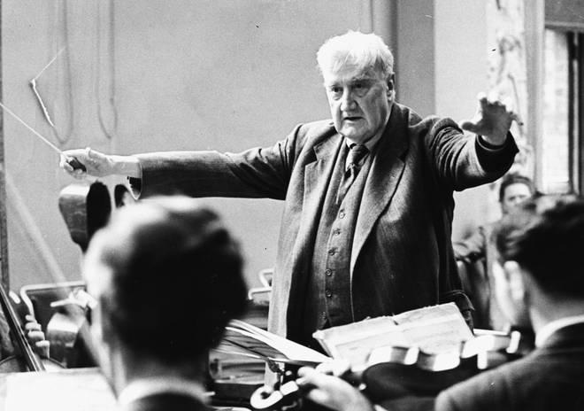Vaughan Williams' lost work