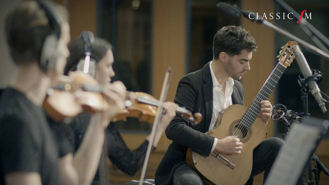 MILOŠ performs an exclusive Classic FM Live Music Month Session 2019