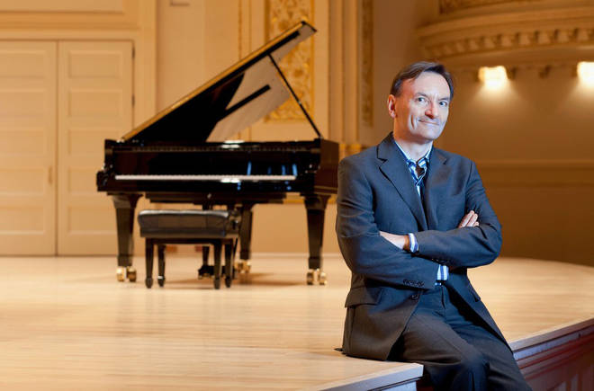 Bid to win a private piano lesson with Stephen Hough and a Yamaha piano 2019