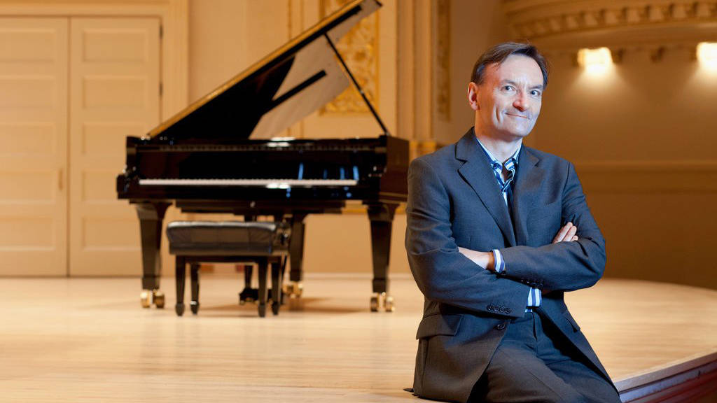 Bid for a Yamaha Digital Grand Piano and a private lesson with Stephen Hough!