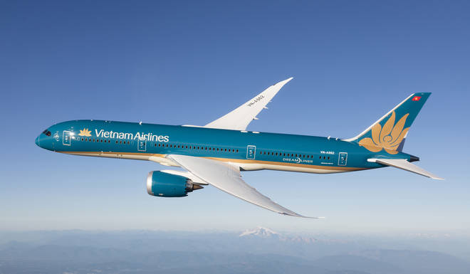 Thanks to Vietnam Airlines