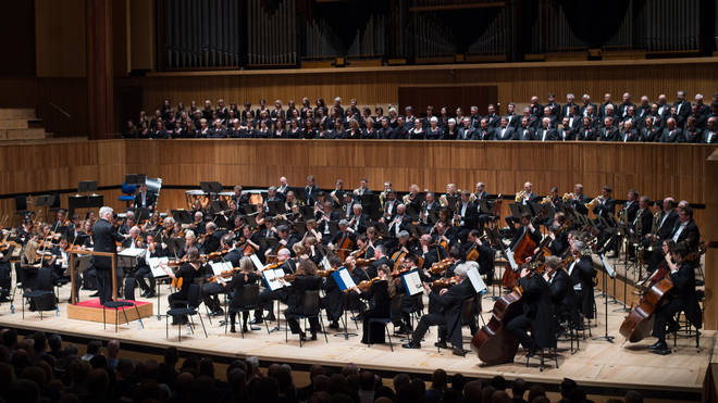 Royal Philharmonic Orchestra at the Royal Festival Hall
