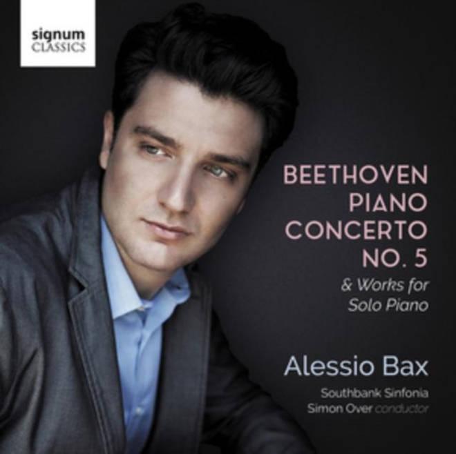 Alessio Bax - Beethoven Piano Concerto No.5