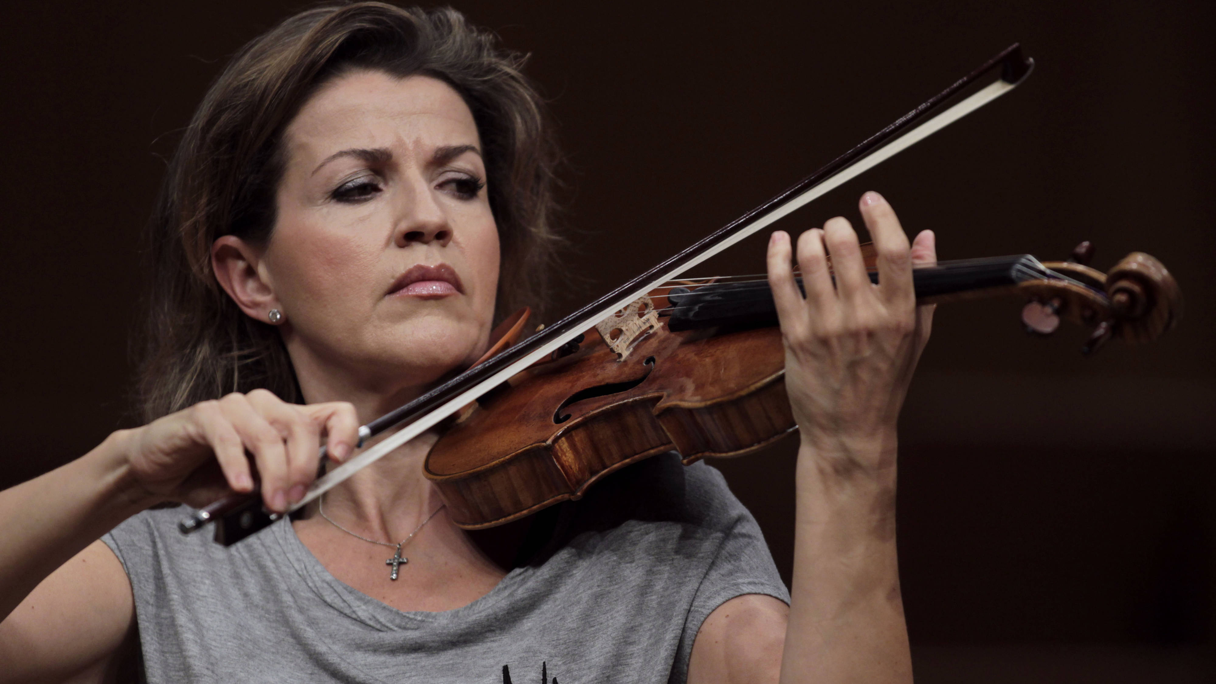 Anne-Sophie Mutter breaks silence on filming incident, saying 'I felt violated'