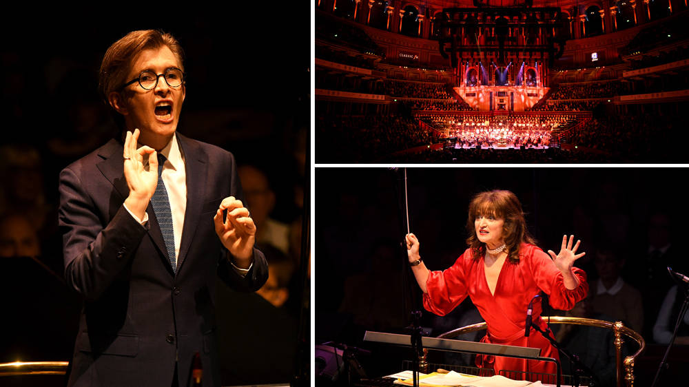Classic FM Live 2019 at the Royal Albert Hall in pictures – with Gareth Malone and Isata Kanneh-Mason