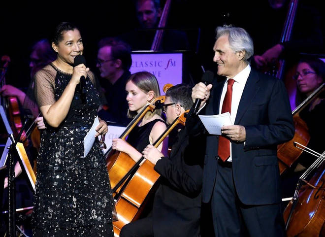Margherita Taylor and John Suchet present Classic FM Live 2019
