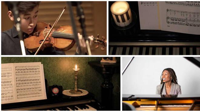 Warming music