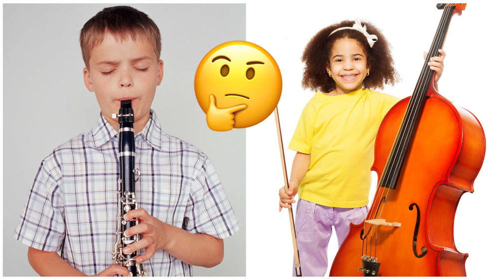 Can we guess your main instrument in just SEVEN questions?