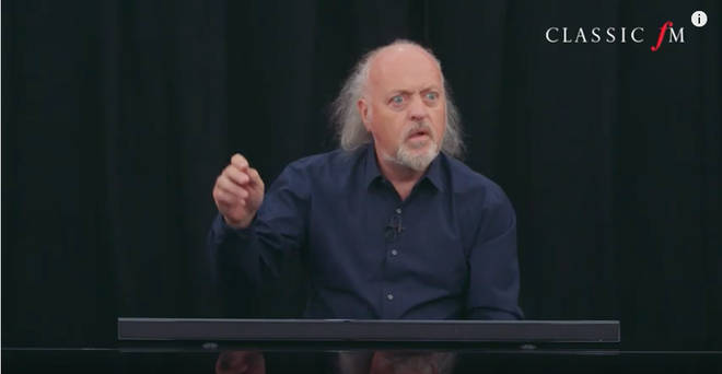Bill Bailey answers 10 random questions through music