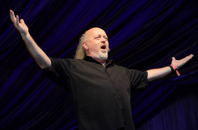 Comedian and pianist extraordinaire, Bill Bailey