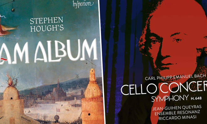 Stephen Hough's Dream Album, Jean-Guihen Queyras - C.P.E. Bach: Cello Concertos